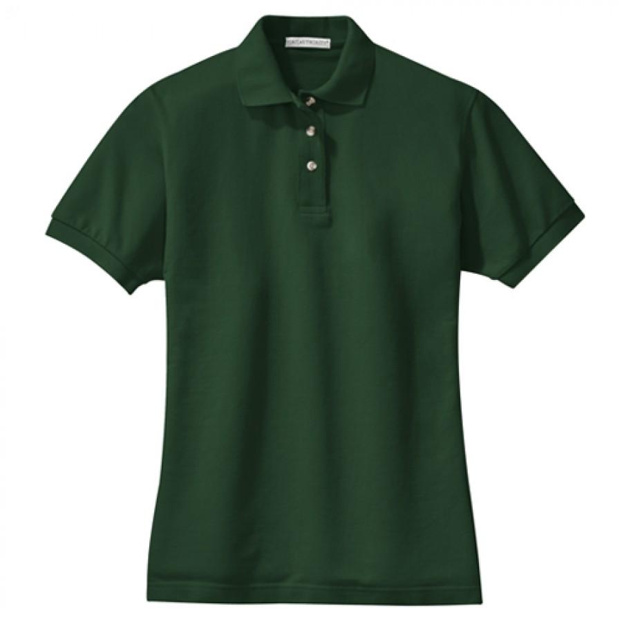 Port Authority Ladies Pique Knit Sport Shirt